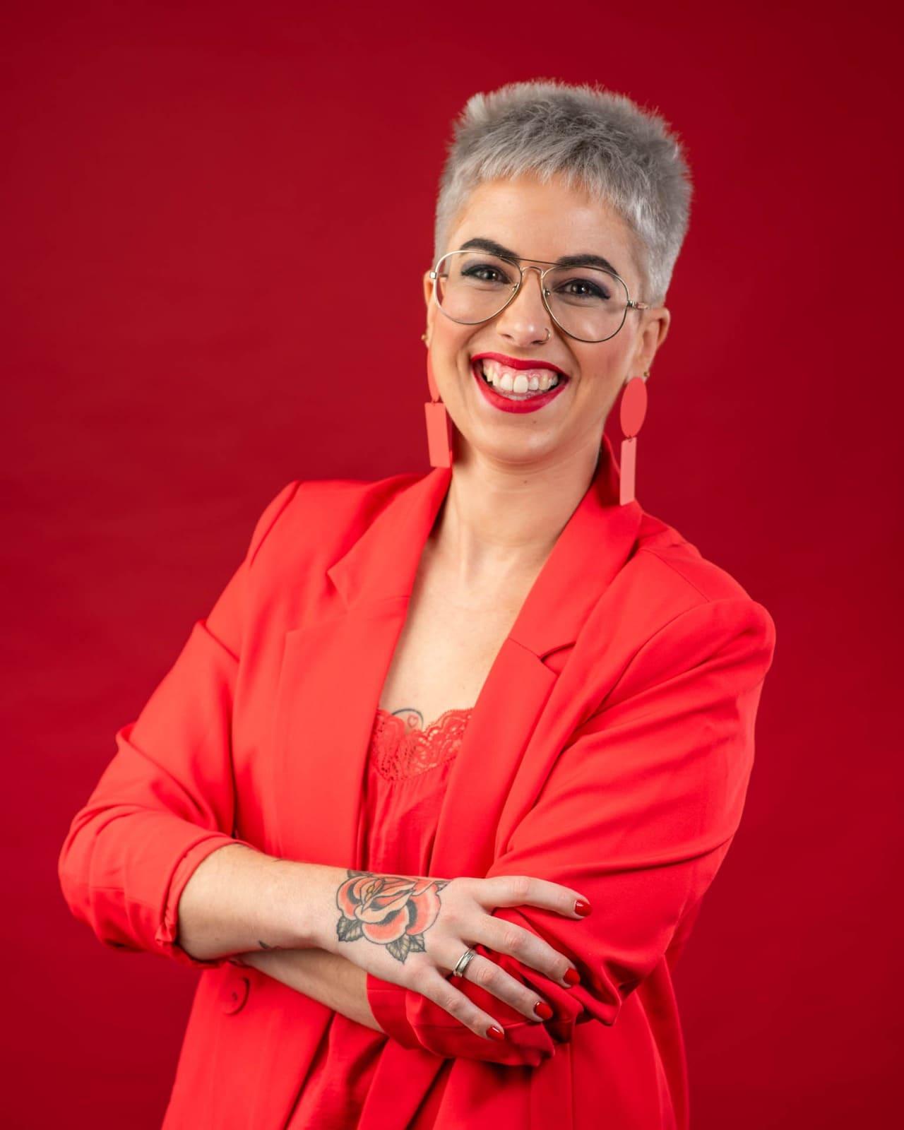 Gemma Capell és la fundadora i CEO de Red Peppers Agency