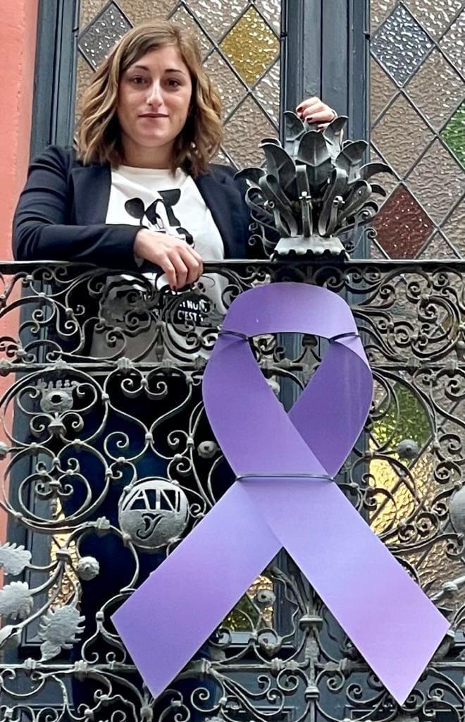 Helena Martínez és diputada d'Igualtat a la Diputació de Lleida i regidora de l'Ajuntament de Torrefarrera