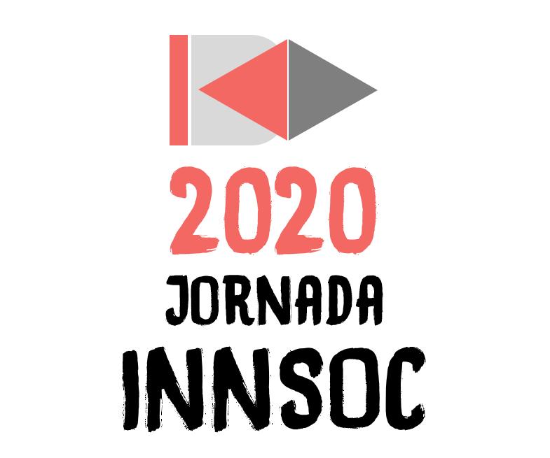 Logo Jornada INNSOC 2020 de la Càtedra dInnovació Social