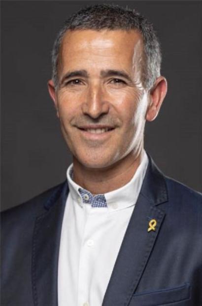 Miquel Serra, membre d'Alcarrà Bioproductors i un dels impulsors del BioHub Km0